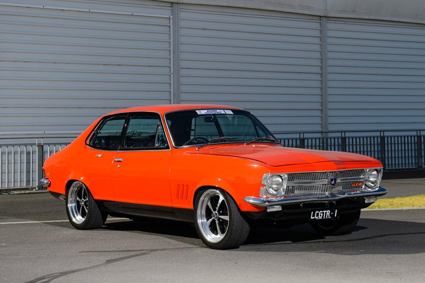 Holden Torana Race Car For Sale