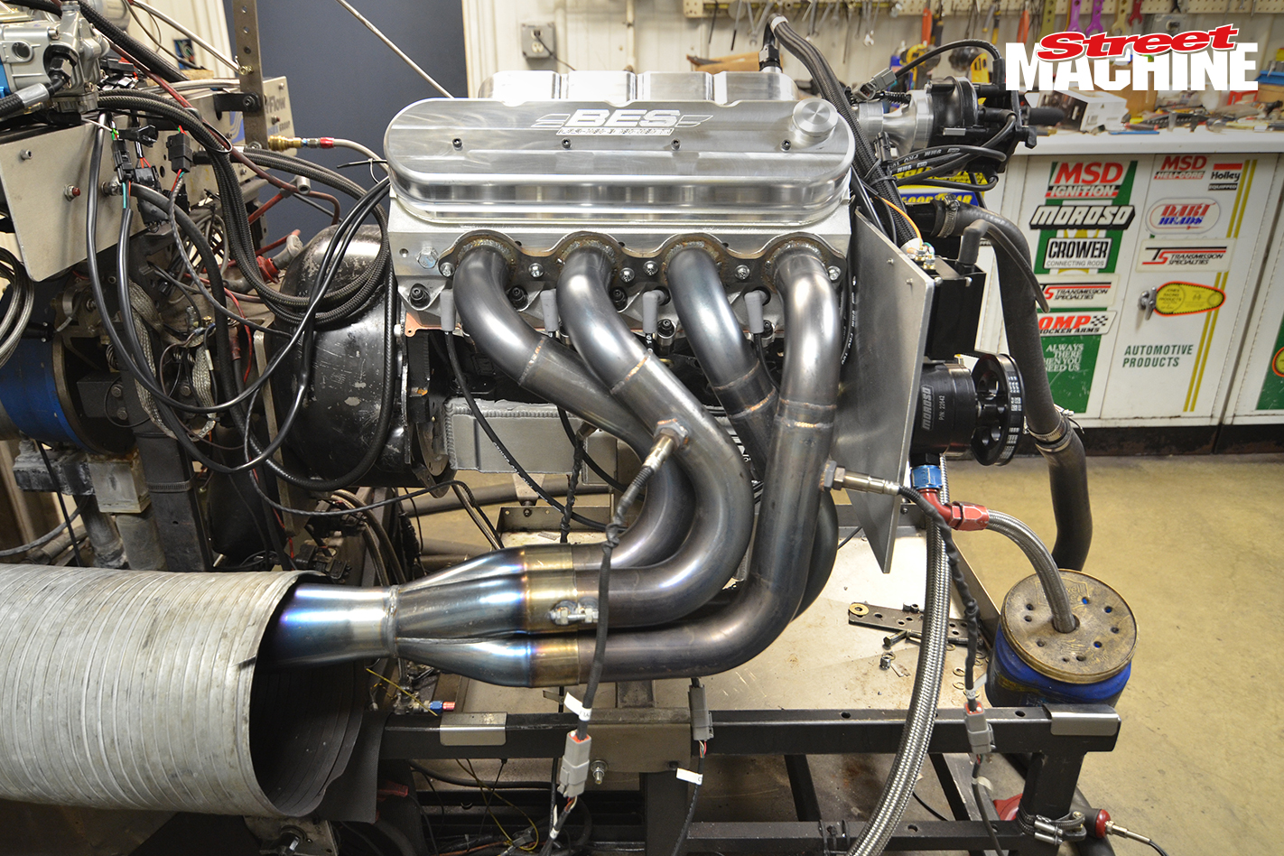 Video 1100hp Naturally Aspirated Ls Engine On The Dyno