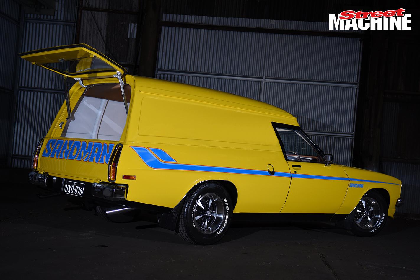 Hx Holden Sandman Reader S Car Of The Week Street Machine