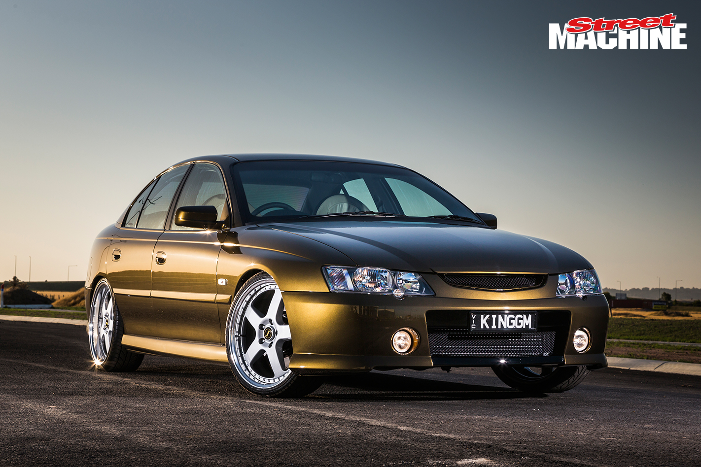Turbo Ls Powered Holden Vy Commodore Street King Street