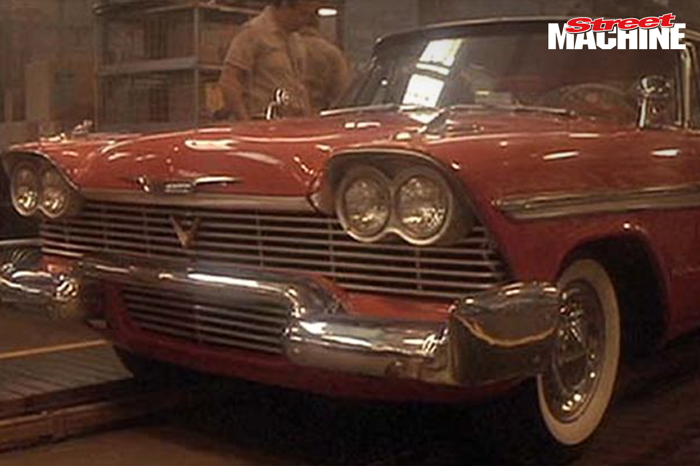 Christine 1983 Ripper Car Movies Street Machine