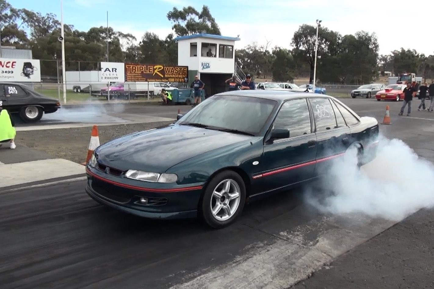 Heathcote Car Show
