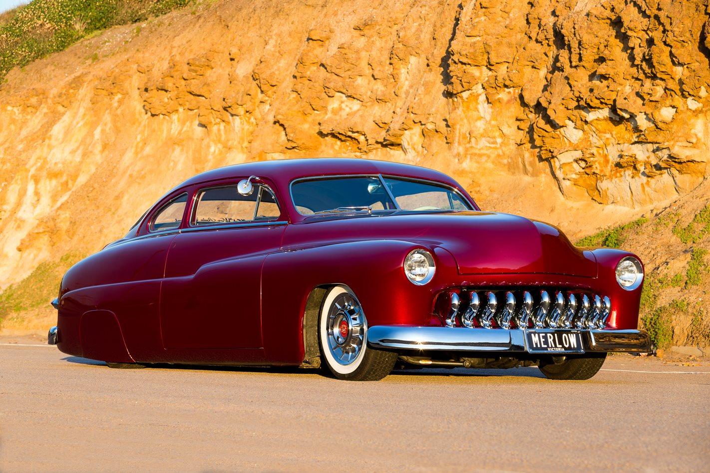49 mercury custom