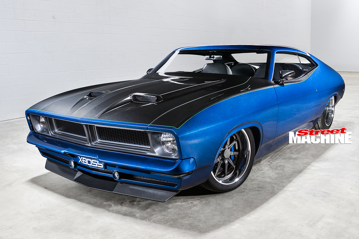 chris bitmead 39 s stunning 1976 ford falcon xb coupe xboss street machine. Black Bedroom Furniture Sets. Home Design Ideas
