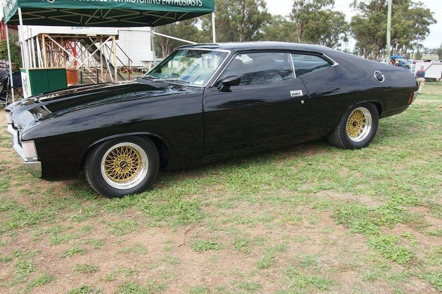 Ford Xa Falcon Coupe Rises From The Ashes Video Street