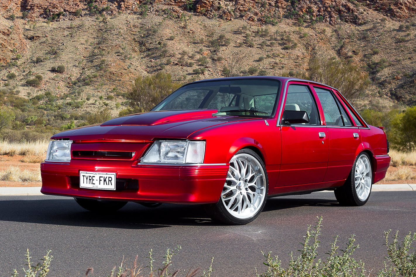 1985 Holden Vk Commodore With Hdt Dna And Nitrous V8