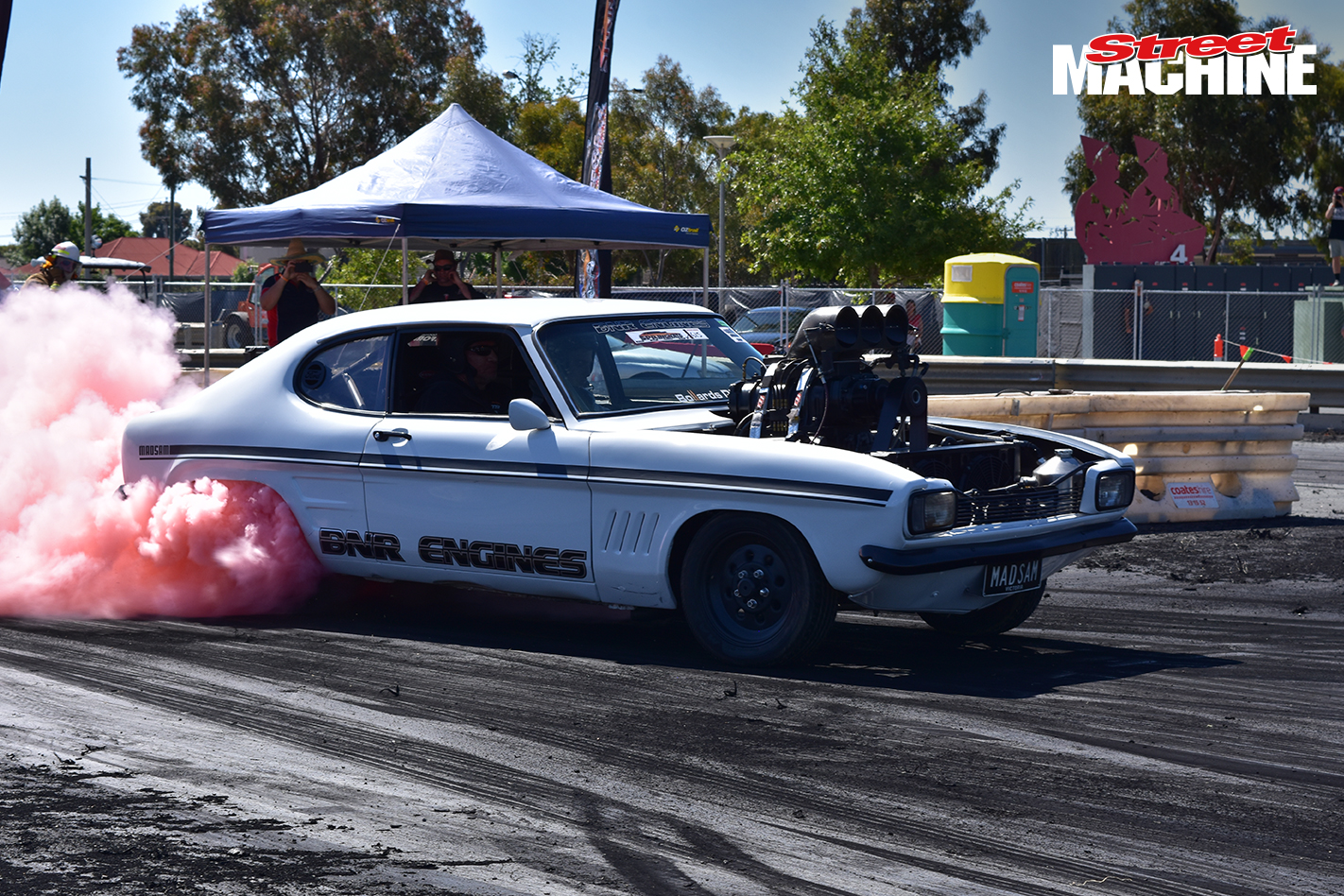 Burnouts And Show Amp Shine At Springnats 2016 Street Machine