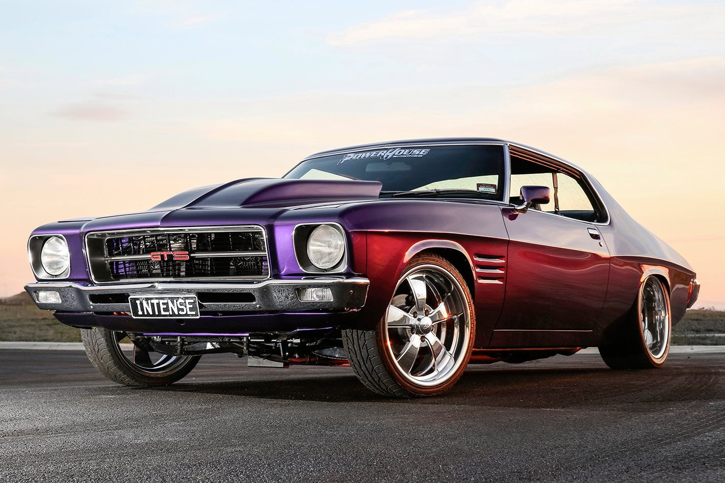 540-CUBE BIG-BLOCK 1971 HOLDEN HQ MONARO GTS - INTENSE ...