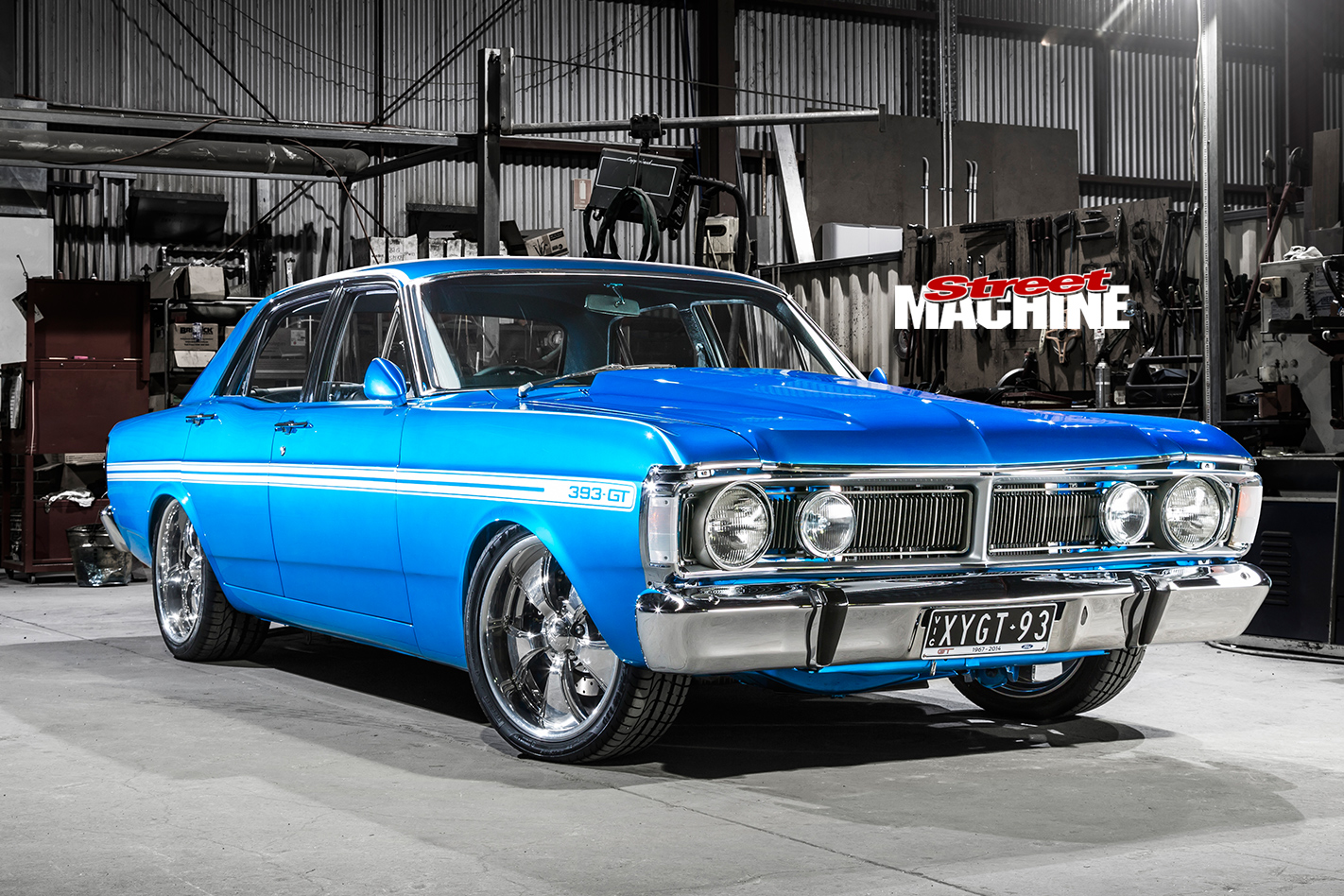 How Good Is The Ford Falcon Car