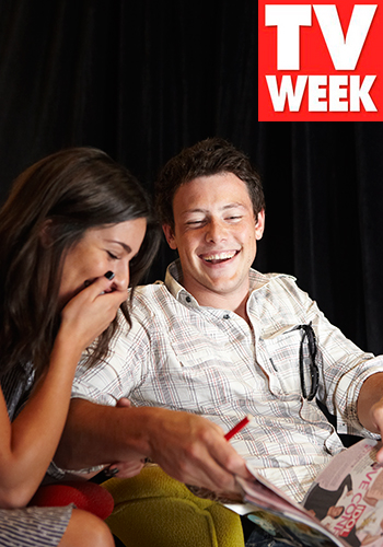Lea Michele and Cory Monteith: In pictures