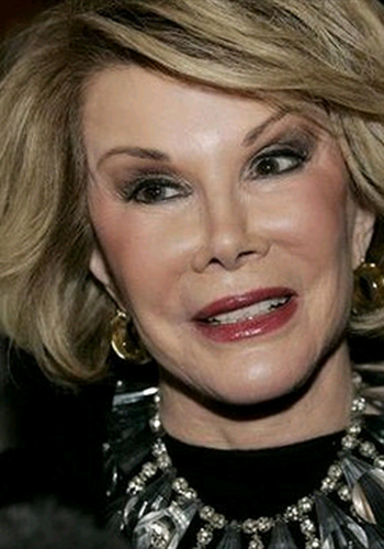 Joan Rivers placed into a coma following cardiac arrest