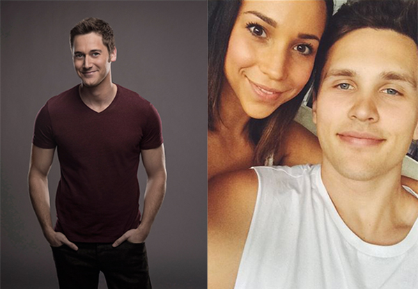 Which soap stars are dating each other in real life