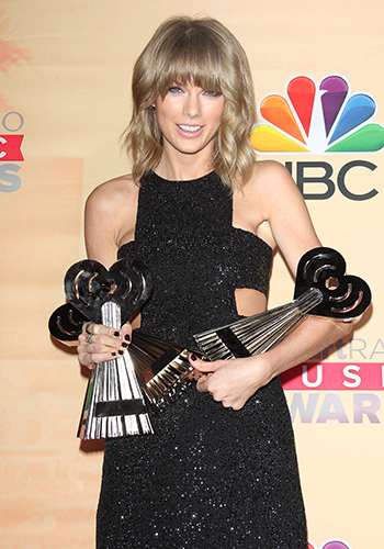 2015 iHeartRadio Music Award winners
