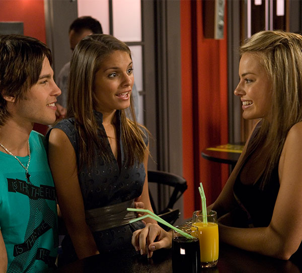 who later rocked up in Glee   and Please Like Me  s Caitlin StaseyCaitlin Stasey Please Like Me