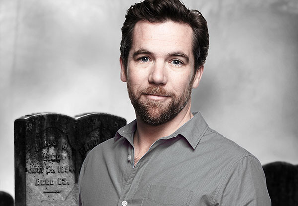 Patrick Brammall's eyeing off new gig; Wolf Creek the TV series