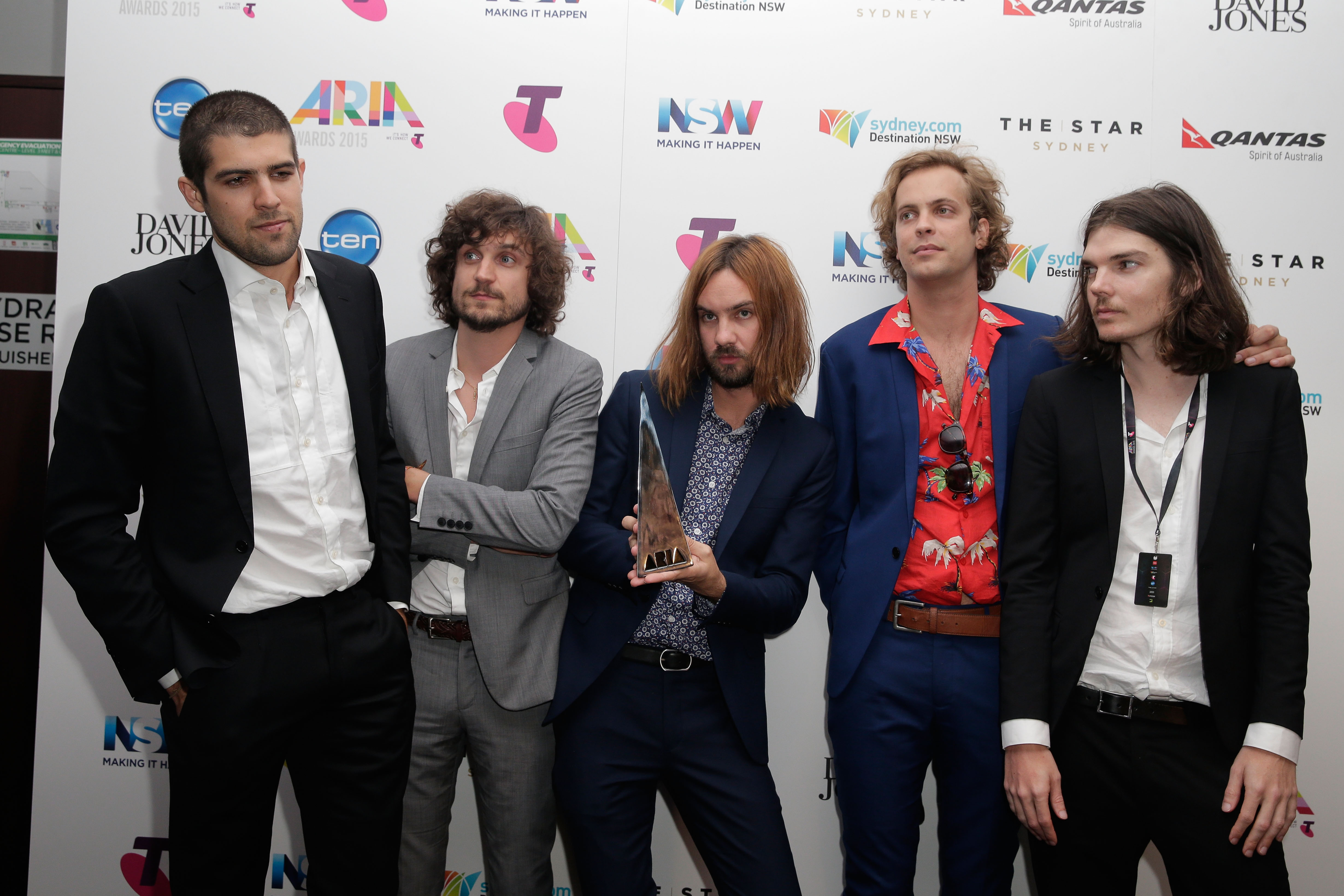 The big winners from the ARIA awards 2015