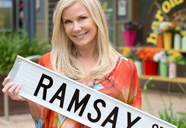 Katherine Kelly Lang to guest star in Neighbours