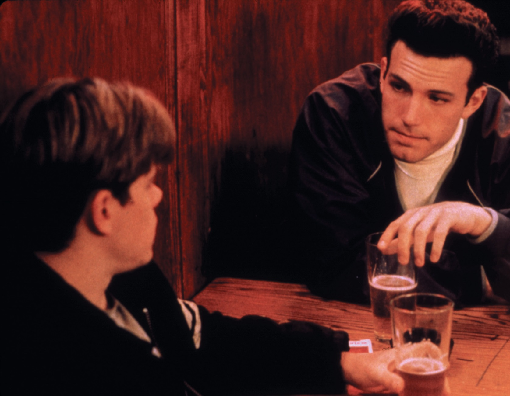 Matt Damon and Ben Affleck to team up for new TV show ...
