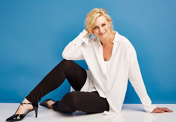 Why Johanna Griggs still doubts herself