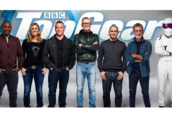 New Top Gear Hosts announced