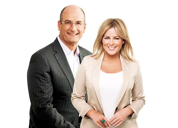 Samantha Armytage given the boot