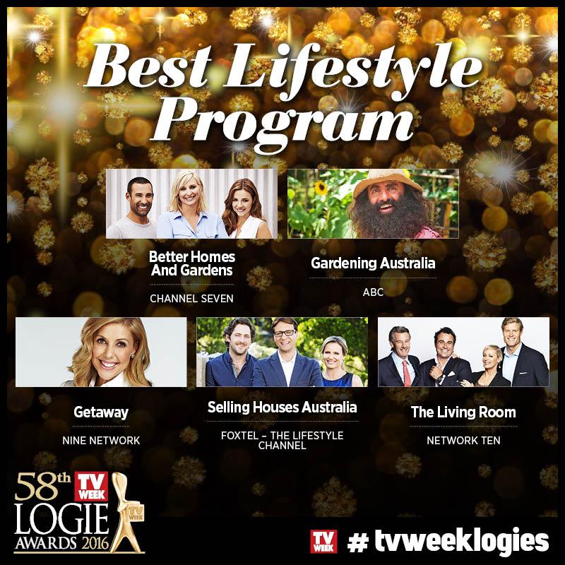 Full List Of 2016 Tv Week Logies Nominees Tv Week