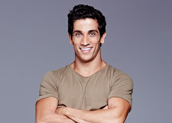 Top 10 hottest pics of Firass Dirani