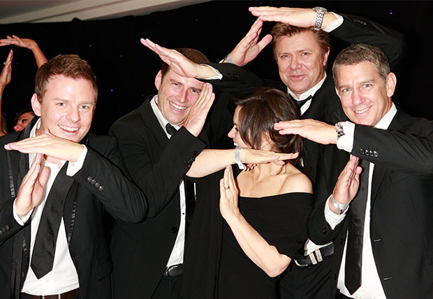 Funniest candid photos from the Logies