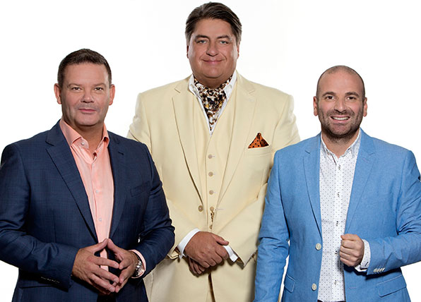 MasterChef rises to the top