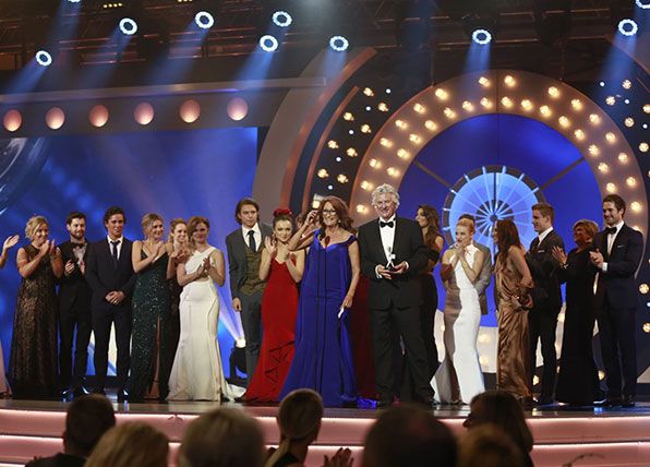 Most memorable Logies ceremony moments