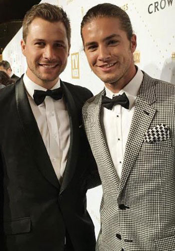 Hottest guys at the Logies
