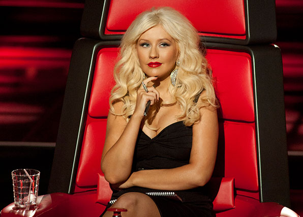 Top 10 The Voice celebrity coaches