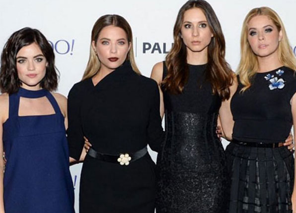 All the times the Pretty Little Liars stars rocked the red carpet