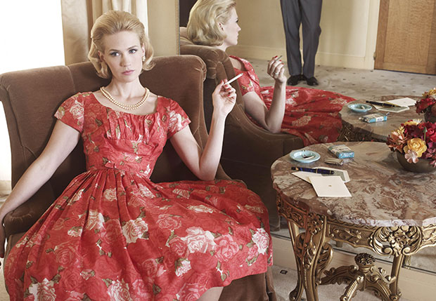 Top ten best dressed moments in Mad Men