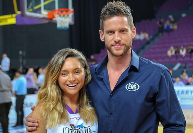 Dan Ewing and Marni Little reportedly split