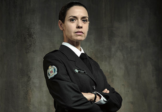 Wentworth actress on her on-set antics