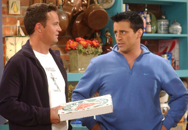 Just how much did Joey owe Chandler in Friends?