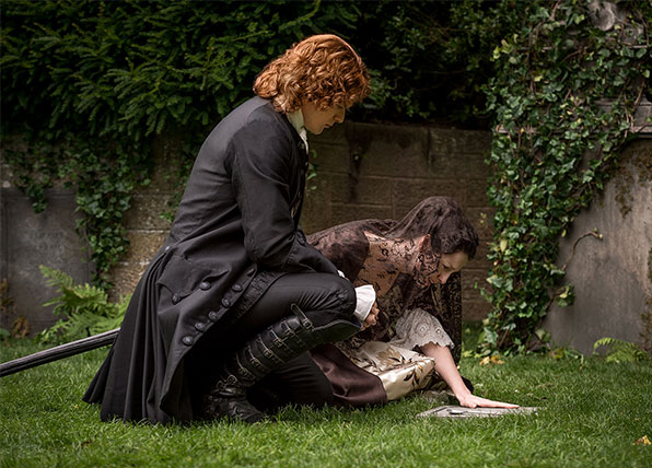 The most heartbreaking scenes in Outlander season two
