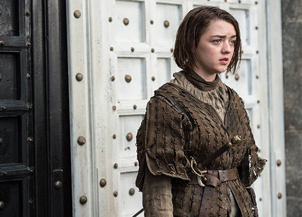Game Of Thrones actress reveals who Arya should kill in season seven