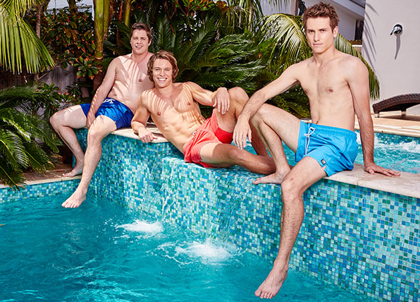 The best shirtless pics of your favourite Home And Away actors