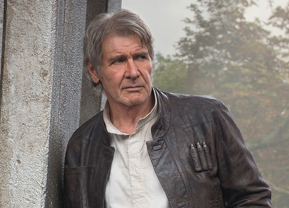 Harrison Ford narrowly escaped death on the set of Star Wars