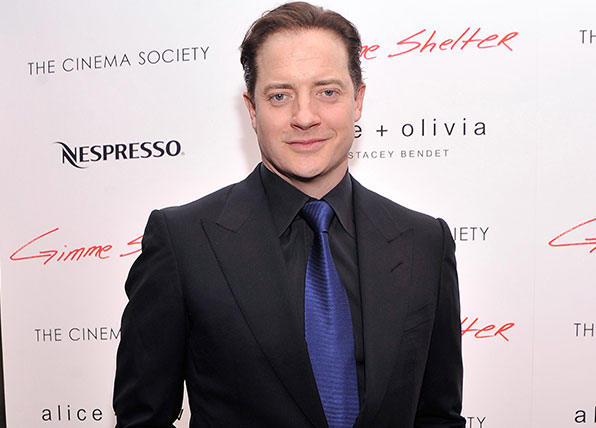 Brendan Fraser scores recurring role on The Affair