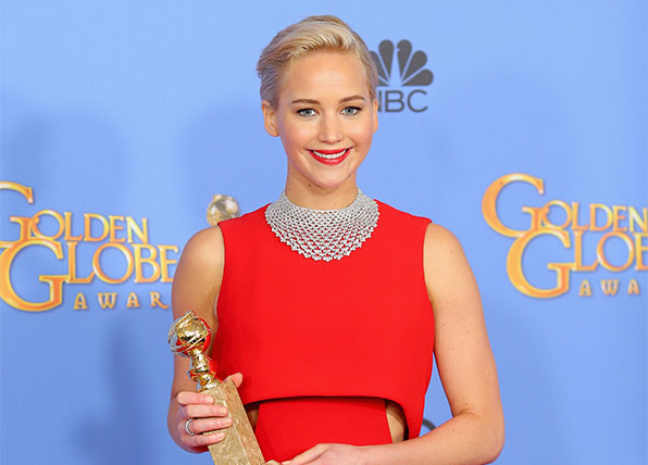 Jennifer Lawrence is Hollywood's highest paid female actress in 2016