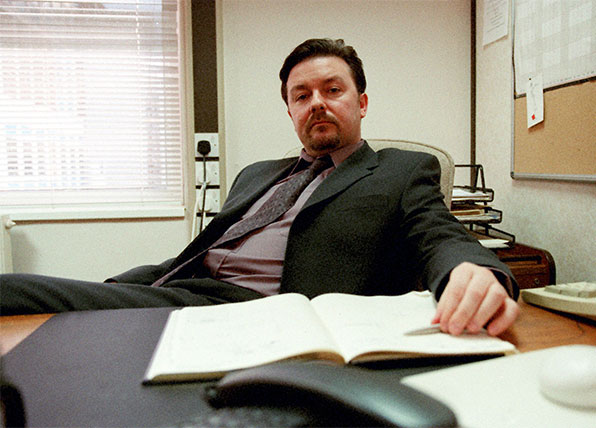 Ricky Gervais on his latest movie David Brent: Life On The Road