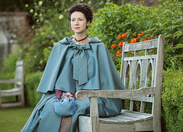 What's coming up in season three of Outlander?