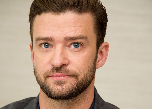 Justin Timberlake on how he deals with social media trolls