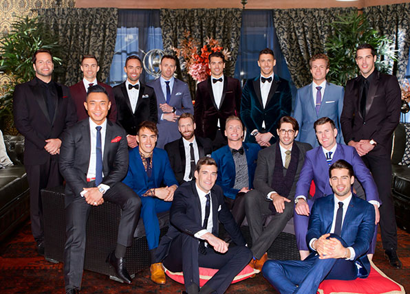 Meet the boys of The Bachelorette 2016