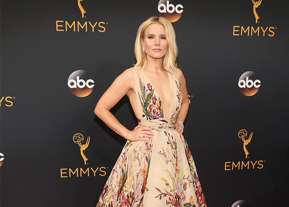 Best dressed at the 2016 Emmy Awards