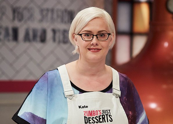 Ballarat's Kate Ferguson wins $100,000 on Zumbo's Just Desserts