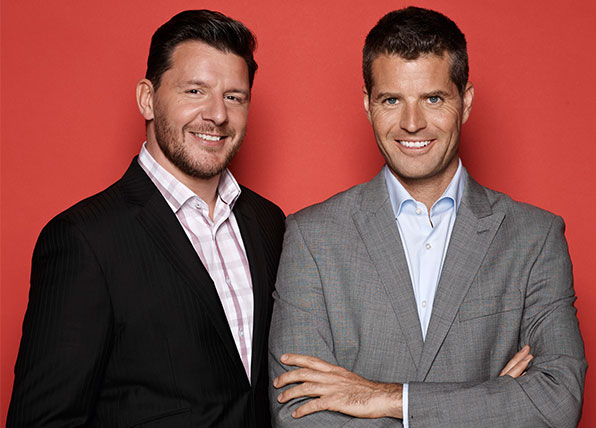 Pete Evans and Manu Feildel to host NZ edition of MKR